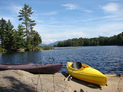 Adirondack Fishing Resource Travel Guide to New York's Adirondack